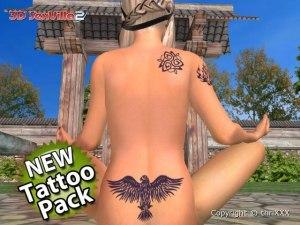Erotische tatowierungen 3d girls